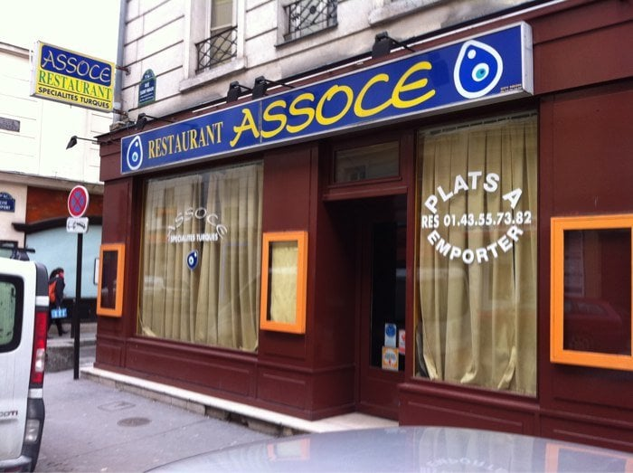 Assoce turkiskt 48 bis rue st maur chemin vert for 4 rue richard lenoir 75011 paris france