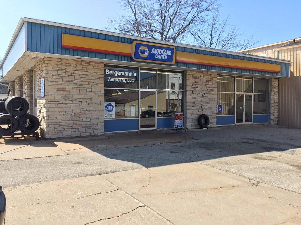 Bergemann's Autocare - Napa Autocare Center: 80 E John St, Markesan, WI