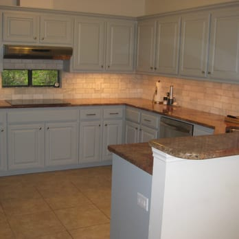 Photo Of California Cabinet Finishes   Austin, TX, United States. Finished  And Beautiful