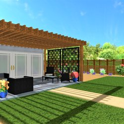 backyard design san diego. Wonderful Diego Photo Of Waterwise Landscape Design  San Diego CA United States 3D Plan Inside Backyard Diego I