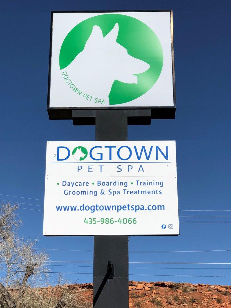 LP4 Dogtown Pet Spa: 130 North 800 E, Saint George, UT
