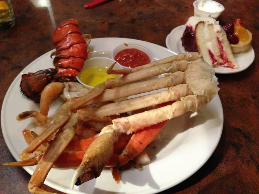 grand casino crab legs