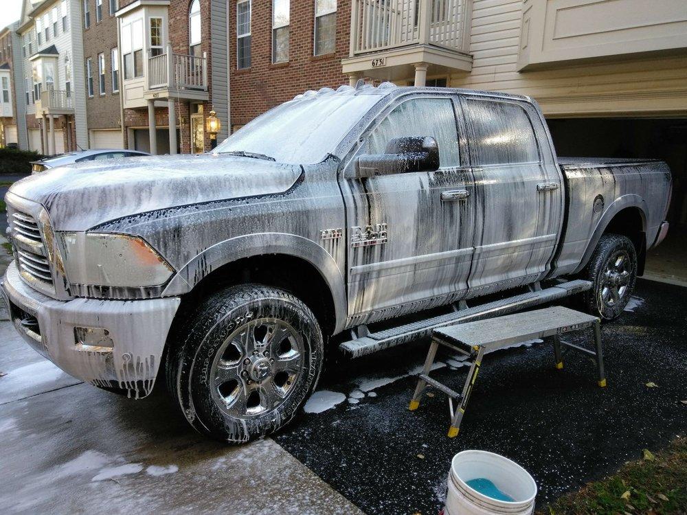 Amazing Car Wash & Mobile Auto Detailing: 6056 Edsall Rd, Alexandria, VA