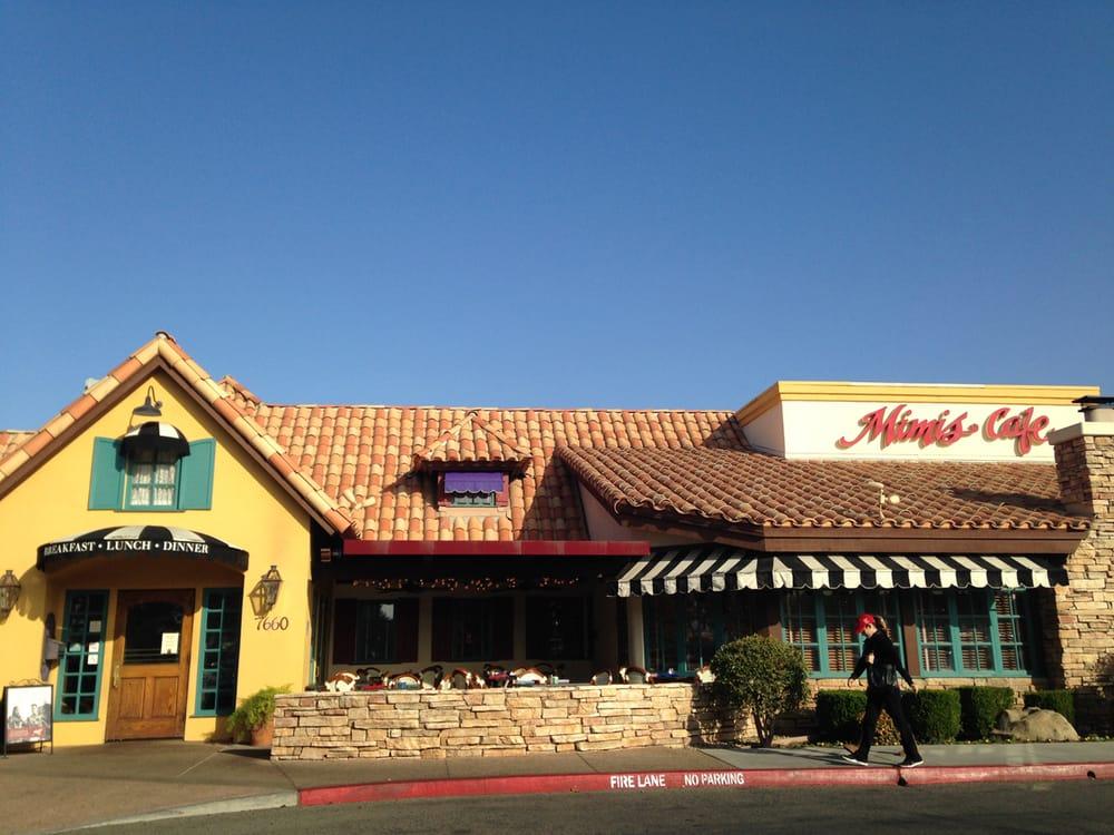 Mimi S Cafe Fresno Ca