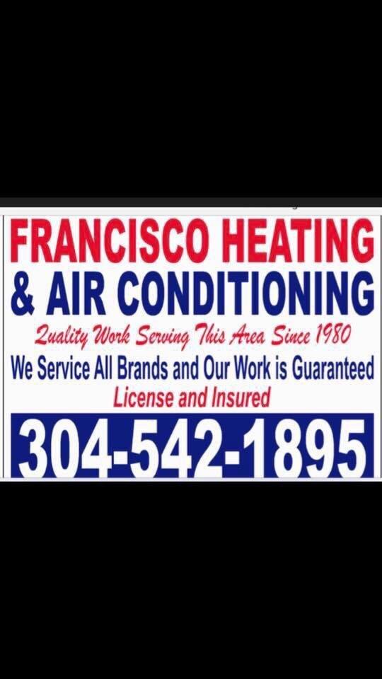 Francisco Heating and Air Conditioning: Charleston, WV