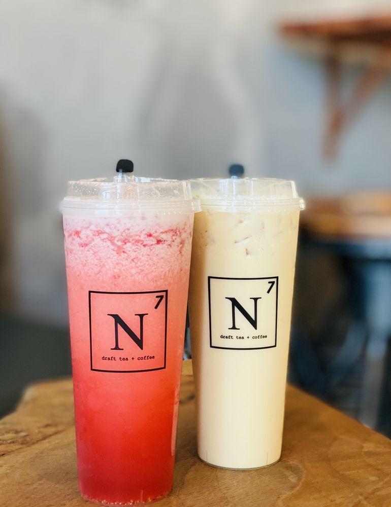 N7 Draft Tea + Coffee
