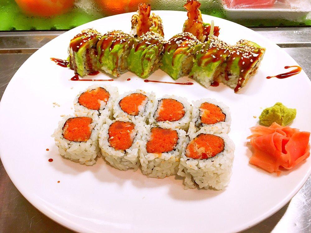 Fugu Hibachi&sushi