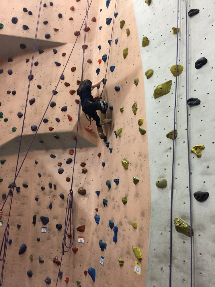 Earth Treks Climbing Center Rockville