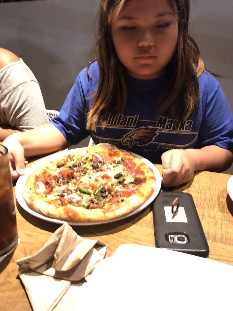 California Pizza Kitchen Menu Mililani