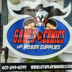 Let S Play Games Comics And Hobby Supply Closed Hobby Shops