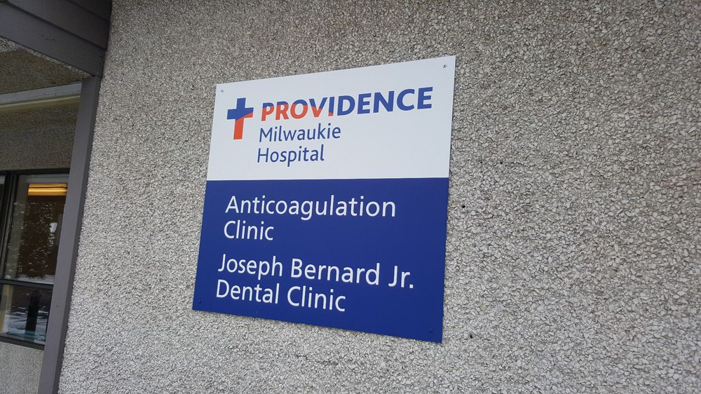 Providence Milwaukie Hospital Anticoagulation Clinic | 3300 SE Dwyer Drive, Annex Building, Suite 304, Milwaukie, OR, 97222 | +1 (503) 513-8343