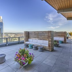 Photo Of Viktoria Apartments   Seattle, WA, United States. Rooftop Great  For Entertaining