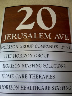 Horizon Healthcare Staffing 20 Jerusalem Ave Hicksville, NY