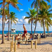 Many Photo Of Fort Lauderdale Beach Park Fl United States