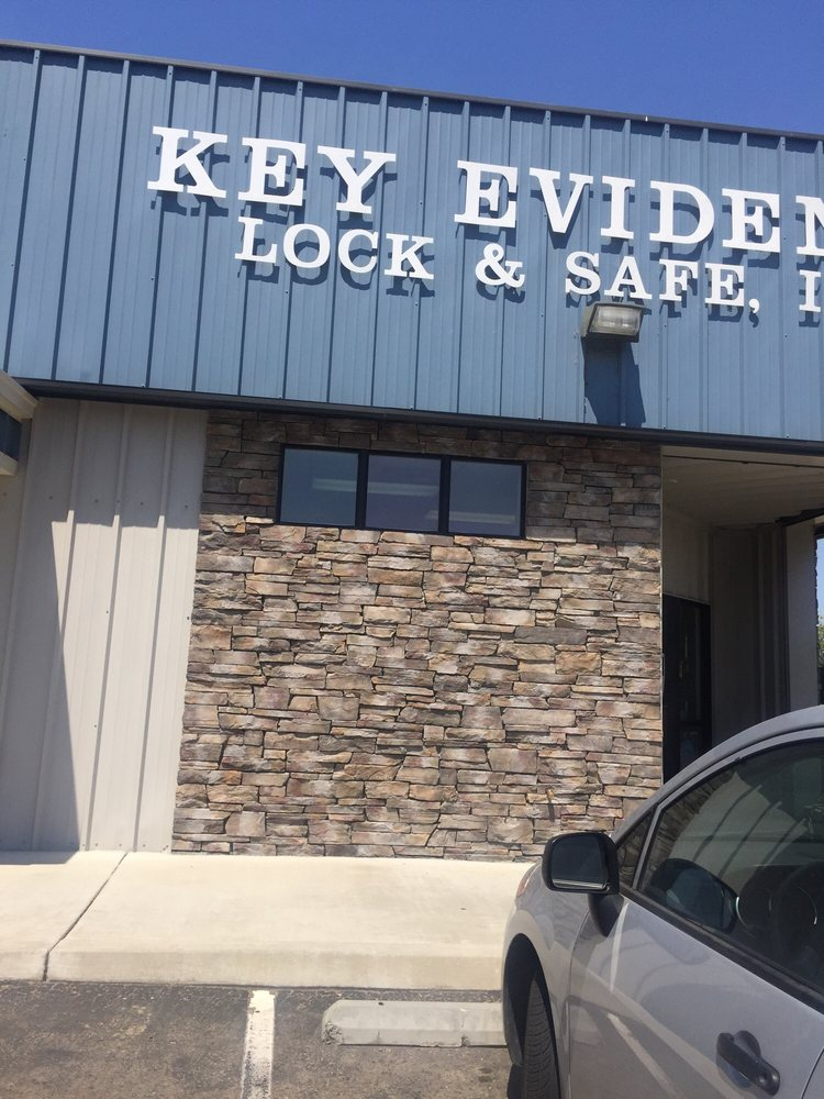 Key Evidence Lock & Safe
