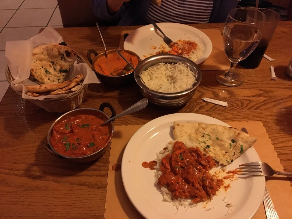 Saffron Indian cuisine: 10865 Cross Creek Blvd, Tampa, FL