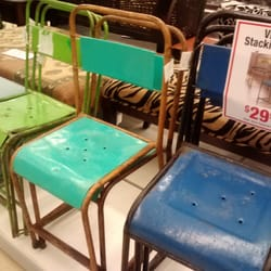 Photo Of Tuesday Morning   Indianapolis, IN, United States. Vintage  Stacking Chairs In
