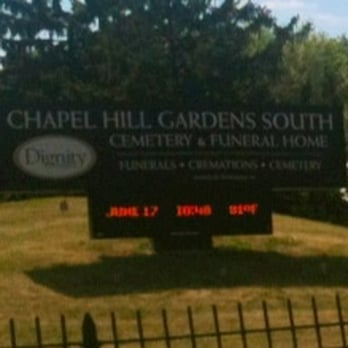 Chapel Hill Gardens South Funeral Home - Funeral Services