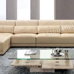 Photo Of Stendmar   Ontario, CA, United States. 3PC Modern Leather  Sectional Sofa