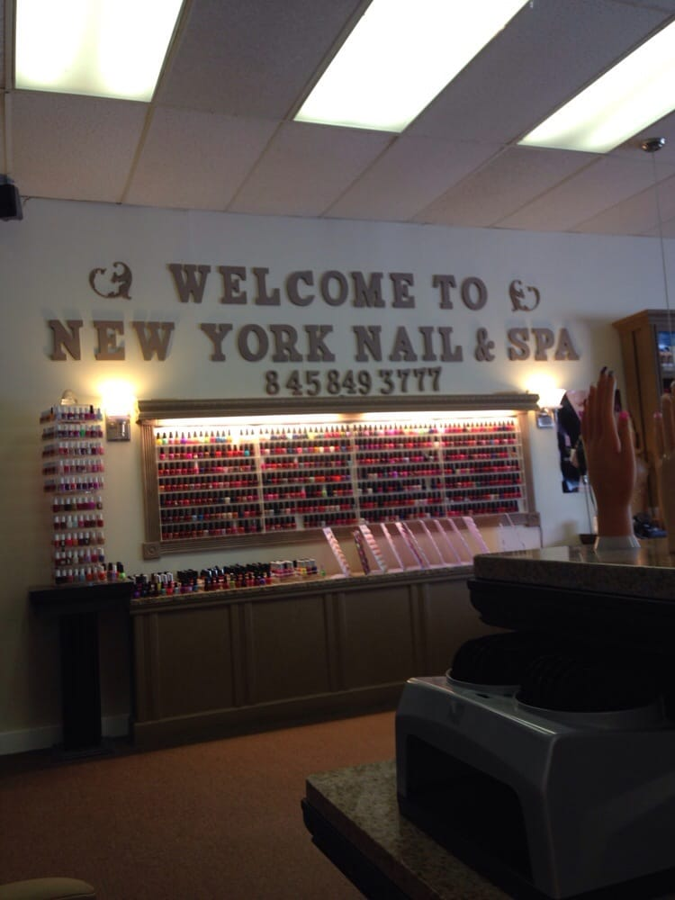 New York Nails II - Nail Salons - 2494 S Rd, Poughkeepsie, NY ...