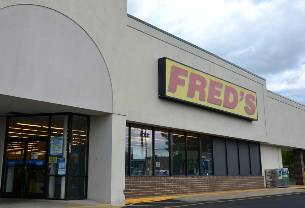 Fred's: 9477 Nc Hwy 127, Hickory, NC