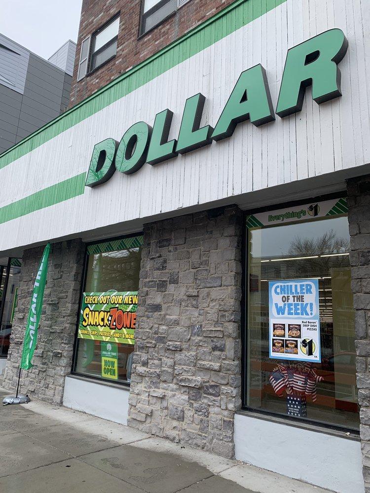Dollar Tree: 1041 Commonwealth Ave, Boston, MA
