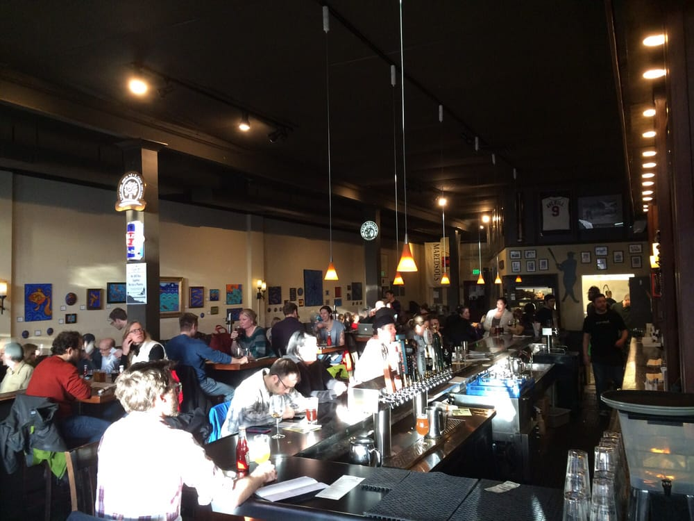 Naked City Taphouse in Seattle, WA 98103 Citysearch