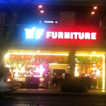 Photo Of WF Furniture   Cerritos, CA, United States. From The Outside Next