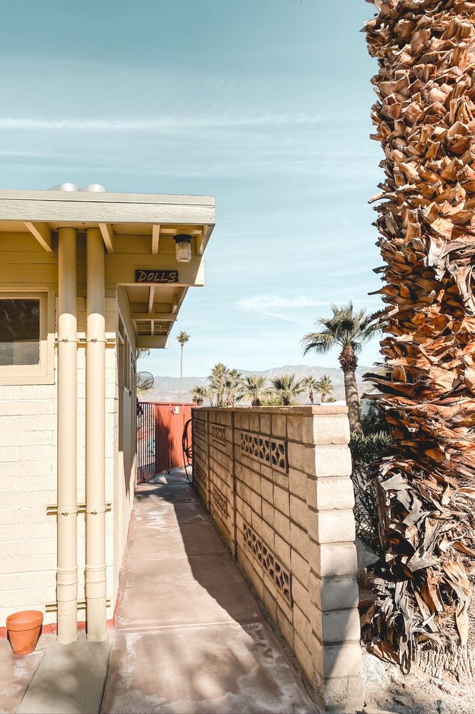 Desert Sands Vintage RV Park: 277 Palm Canyon Dr, Borrego Springs, CA