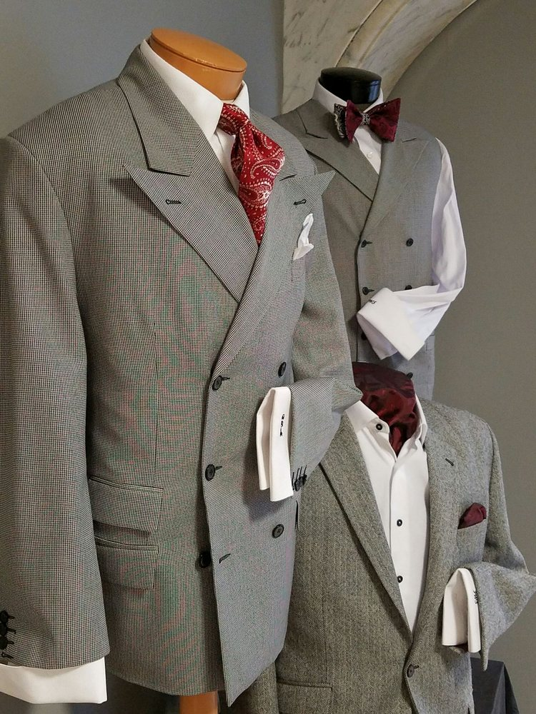 Q the Tailor Bespoke Clothiers