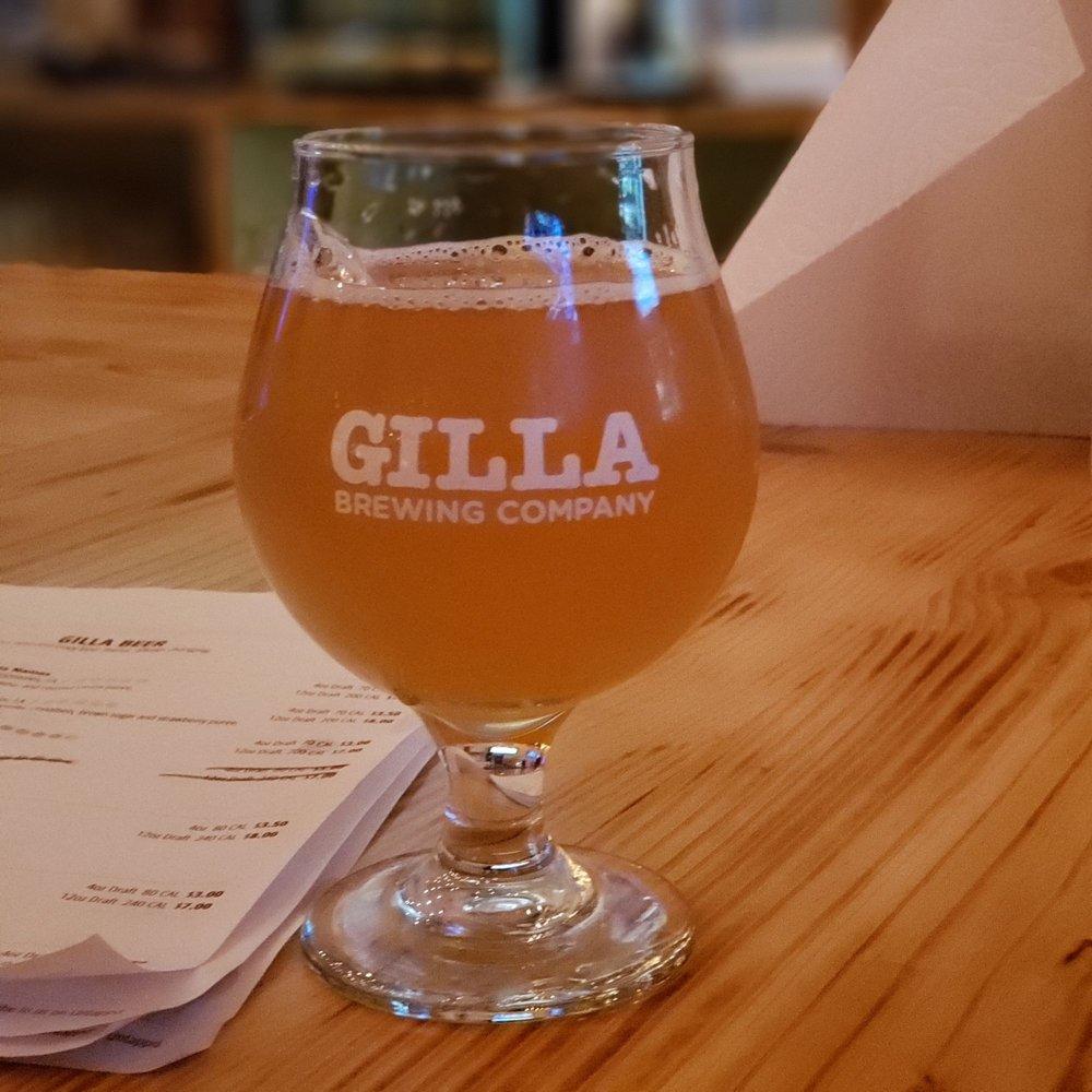 Gilla Brewing Company: 13025 Hwy 44, Gonzales, LA