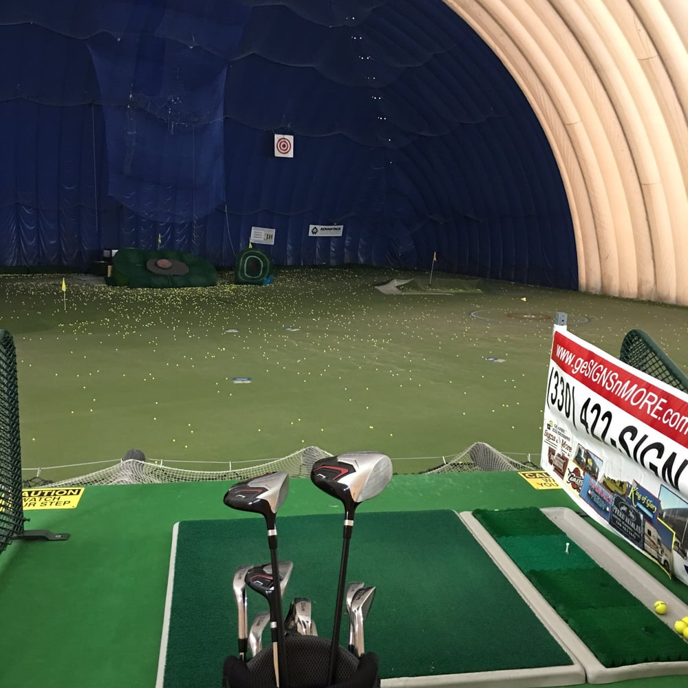 Photos For Golf Dome Indoor Driving Range Amp Miniature Golf