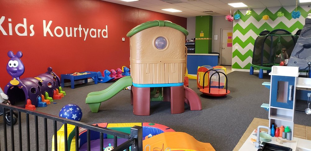 Kids Kourtyard: 3531 N Moore St, Kingman, AZ