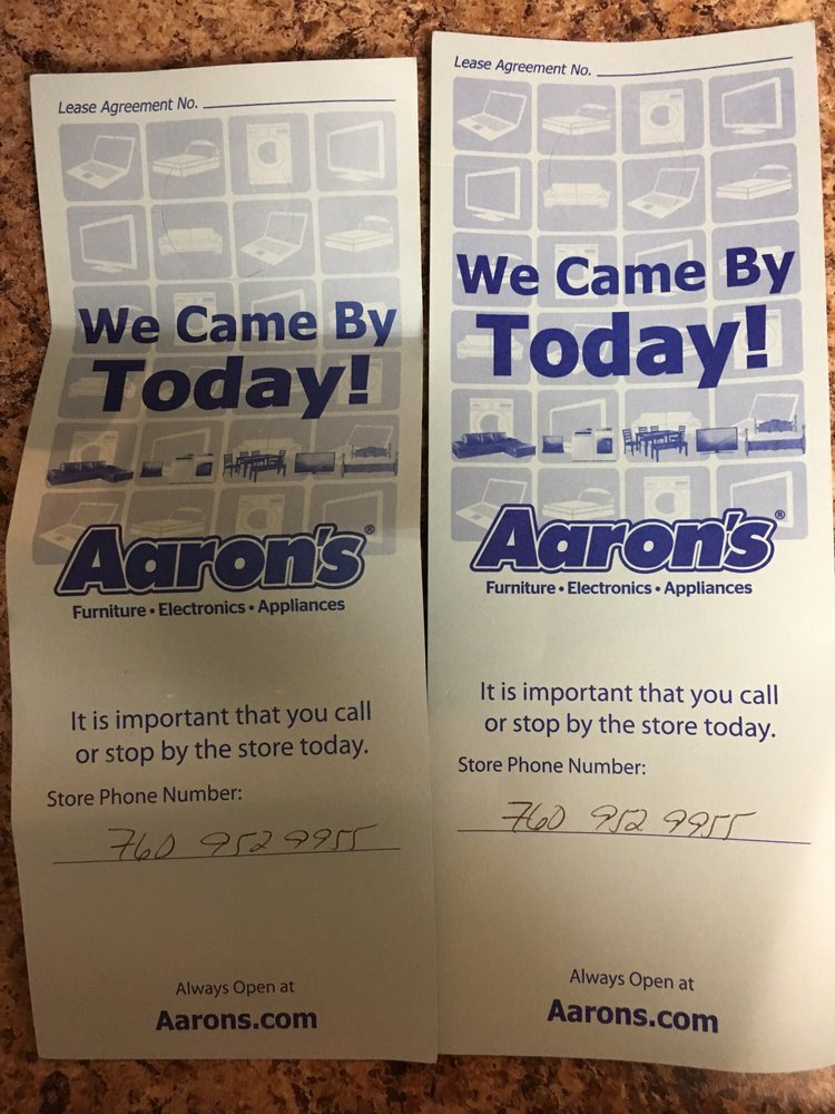 Aarons Electronics 12180 Hesperia Rd Victorville Ca Phone
