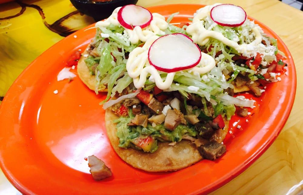 Mexican Restaurant Near Civic Center