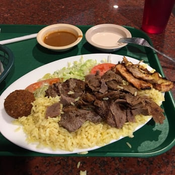 Photo Of Pita House   Lombard, IL, United States. Lunch Special #2
