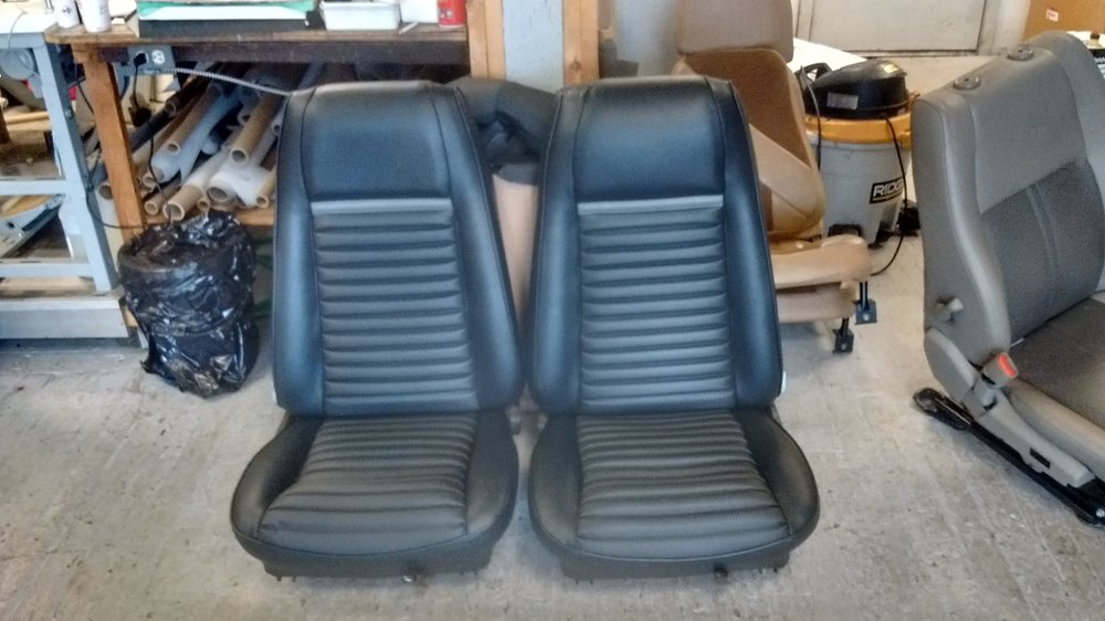 Belmont Seat Cover & Auto Top