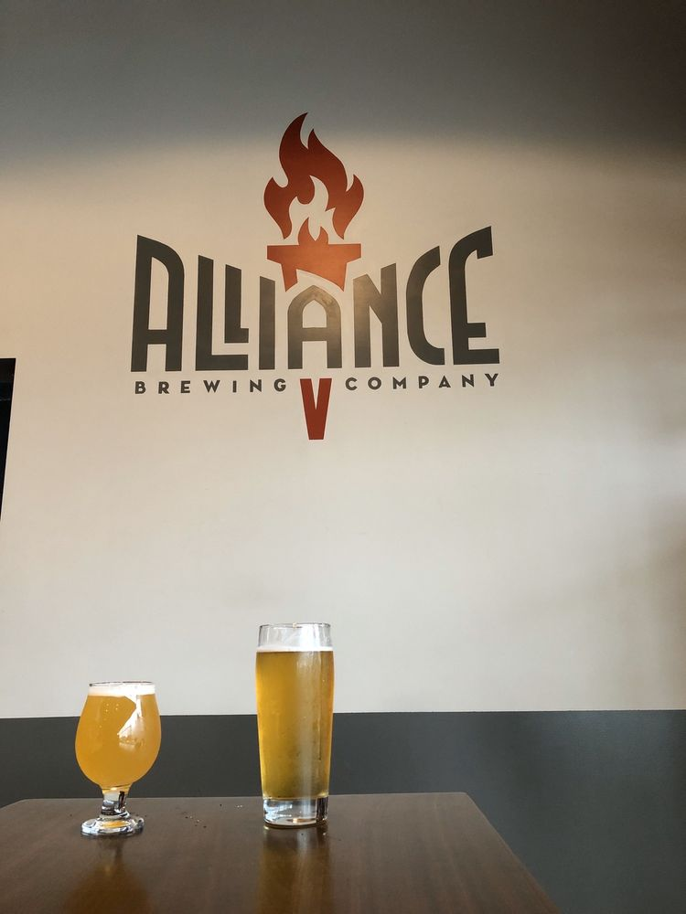 Alliance Brewing Company: 1130 Sevier Ave, Knoxville, TN