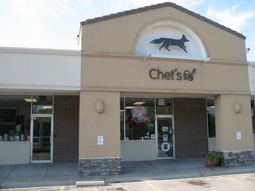 Chet's Lock & Key: 4587 Indian Creek Pkwy, Overland Park, KS