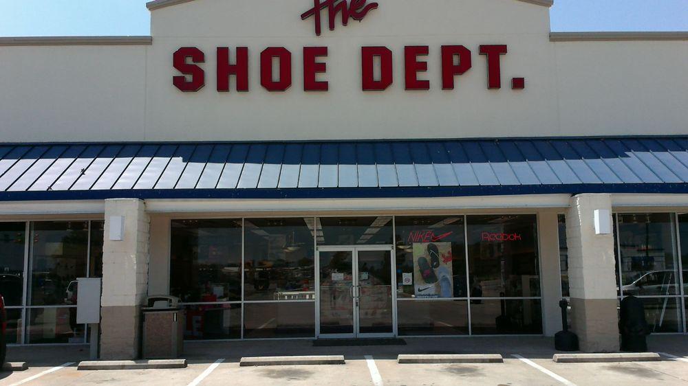 Shoe Dept: 1913 N State Hwy 121, Bonham, TX