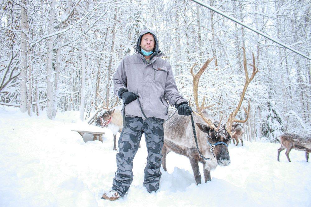 Running Reindeer Ranch: 1470 Ivans Aly, Fairbanks, AK