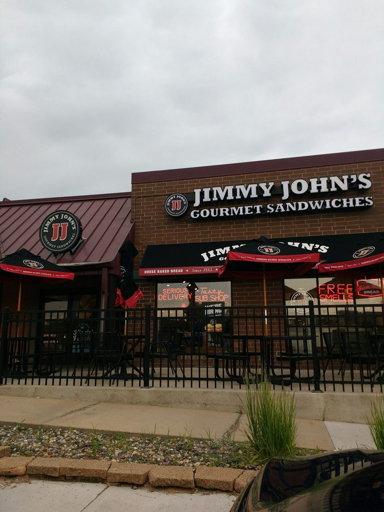 Jimmy John's: 3775 Lexington Ave N, Arden Hills, MN