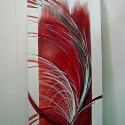 Quadri Astratti Moderni, Irene Durbano - Haus & Garten - Via ...
