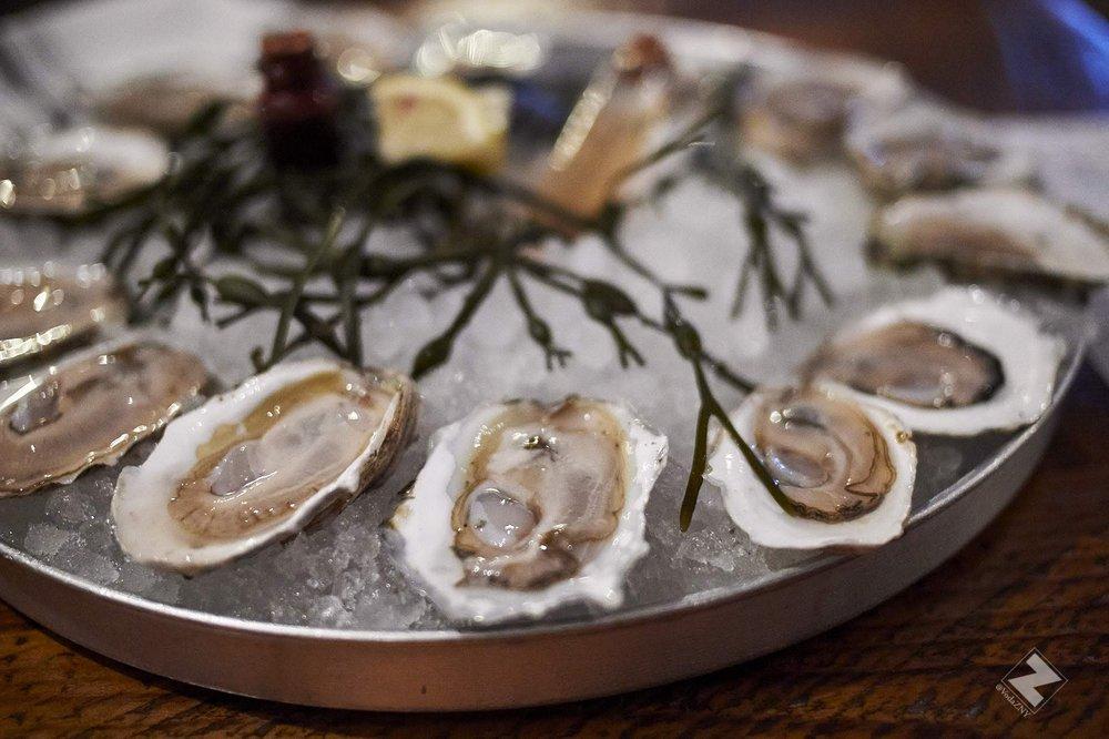 Maine Oyster Company: 38 Portland St, Portland, ME