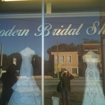 Photo Of Modern Bridal Boutique