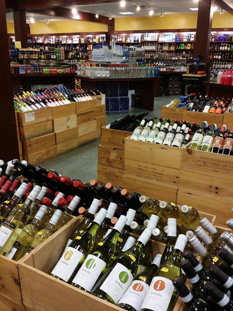 Social Spots from Arlington Wine & Liquor