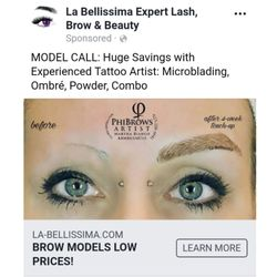 77101256d3e Photo of La Bellissima Expert Lash, Brow & Beauty - Portland, OR, United