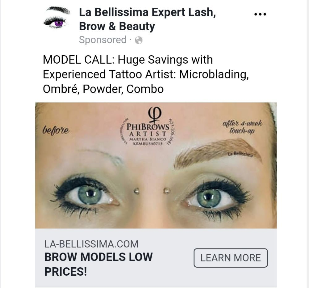 3642707371c La Bellissima Expert Lash, Brow & Beauty - 254 Photos & 32 Reviews - Eyelash  Service - 510 NW 10th Ave, Pearl District, Portland, OR - Phone Number ...