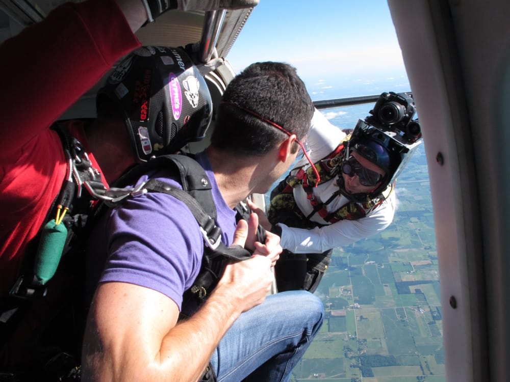 Skydive Twin Cities: 2026 County Road J, Baldwin, WI