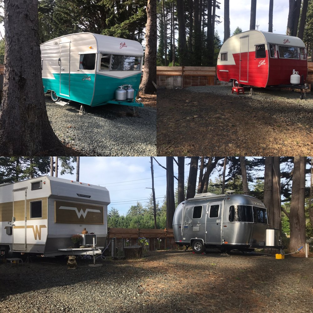 Bandon Wayside Motel + RV: 1175 2nd St SE, Bandon, OR